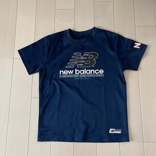 ニューバランス(New Balance)のニューバランス Tシャツ 140 使用感あり (Tシャツ/カットソー)