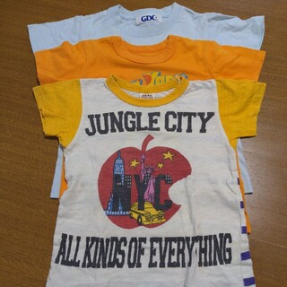 JUNKStore Tシャツ 3点セット 110