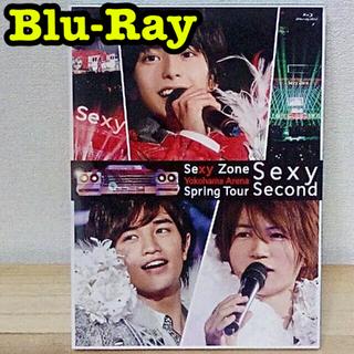 セクシー ゾーン(Sexy Zone)のSexy Zone Spring Tour Blu-Ray(ミュージック)