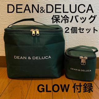 DEAN & DELUCA - 【未使用】DEAN&DELUCA ディーン&デルーカ 保冷バッグ 2個セット