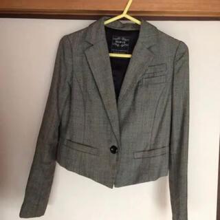 MURUA - ショート丈テーラードジャケット