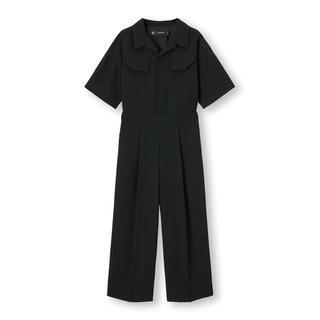 ジーユー(GU)の🖤GU×UNDERCOVER ジャンプスーツ S🖤(オールインワン)