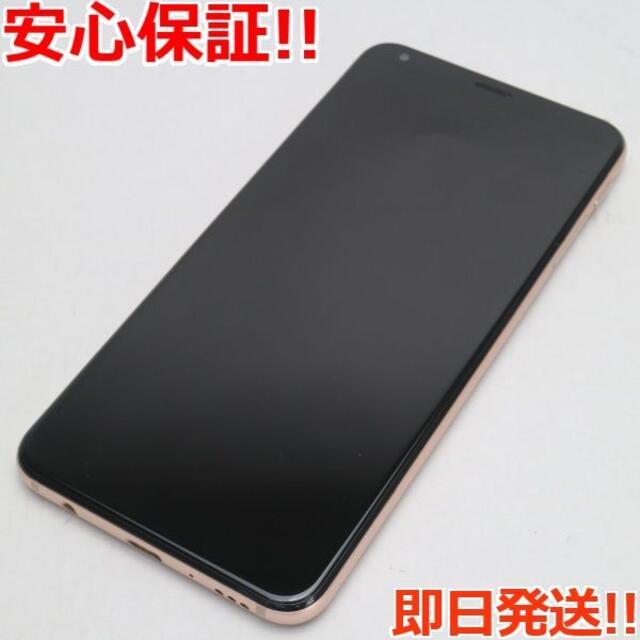 LG Electronics(エルジーエレクトロニクス)の新品同様 SIMロック解除済 L-01L LG style2 ゴールド  スマホ/家電/カメラのスマートフォン/携帯電話(スマートフォン本体)の商品写真