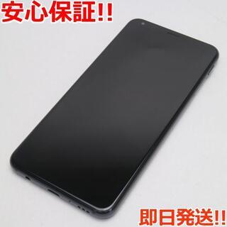 エルジーエレクトロニクス(LG Electronics)の新品同様 SIMロック解除済 L-01L LG style2 ブラック (スマートフォン本体)