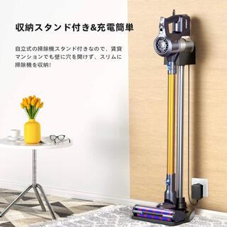 コードレス掃除機 兼 ハンドクリーナー★軽量ハイパワー★新品★(掃除機)