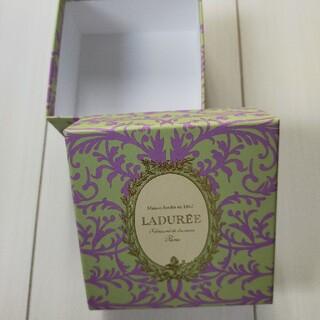ラデュレ(LADUREE)の❴新品未使用❵LADUREE 空箱(小物入れ)