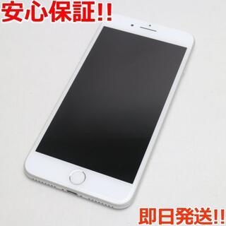 アイフォーン(iPhone)の美品 SIMフリー iPhone7 PLUS 256GB シルバー(スマートフォン本体)