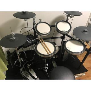 ヤマハ(ヤマハ)の【電子ドラム】YAMAHA DTX760K 付属品有(電子ドラム)