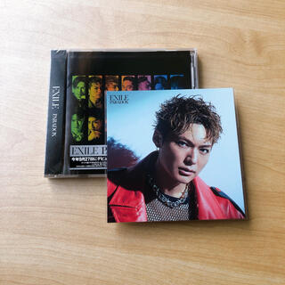 EXILE - PARADOX CD 八木将吉 SHOKICHI EXILE