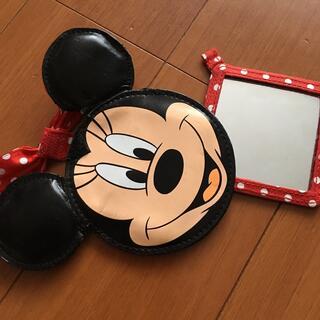 ディズニー(Disney)のミニーマウス ミラー 鏡(その他)