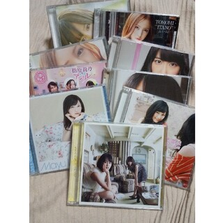 AKB48 ソロコレクション 9枚(ポップス/ロック(邦楽))