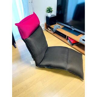 ニトリ(ニトリ)の座椅子 クビアシリクライニングサイズ ジョイ(リクライニングソファ)