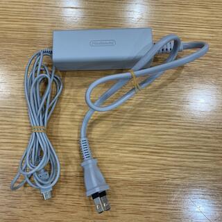Wii U - WiiU ゲームパッド ACアダプター WUP-011 純正