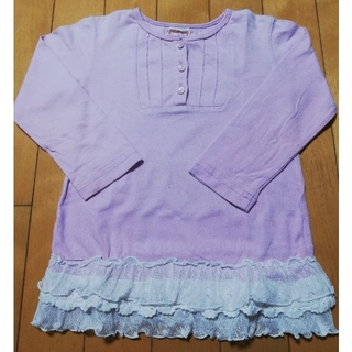 ウィルメリー(WILL MERY)の長袖Tシャツ 女の子95cm(Tシャツ/カットソー)