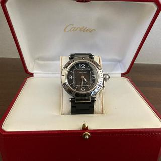 Cartier - 【本物保証】カルティエ パシャシータイマー