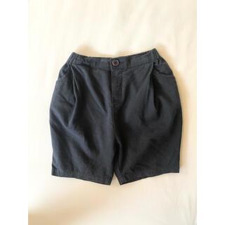 コドモビームス(こどもビームス)の韓国こども服 LITTLE COLLI  ハーフ パンツ グレー 100(パンツ/スパッツ)