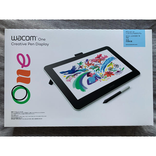 Wacom - 【新品】Wacom One 液晶ペンタブレット