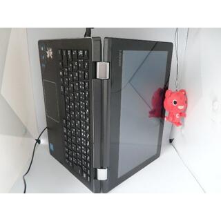 レノボ(Lenovo)の快速!LENOBO YOGO SSD120GB タッチスクリーン 4通り使用(ノートPC)