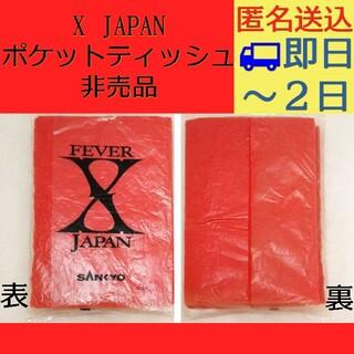 サンキョー(SANKYO)のパチンコ FEVER X JAPAN ポケットティッシュ(パチンコ/パチスロ)