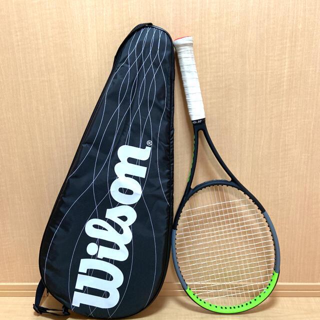 wilson(ウィルソン)のWillson BLADE 98 16×19 V7.0 テニスラケット スポーツ/アウトドアのテニス(ラケット)の商品写真