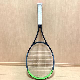 ウィルソン(wilson)のWillson BLADE 98 16×19 V7.0 テニスラケット(ラケット)