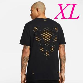 ドレイク(Drake)のNIKE x NOCTA DRAKE Tee XL size ブラックトップ(Tシャツ/カットソー(半袖/袖なし))