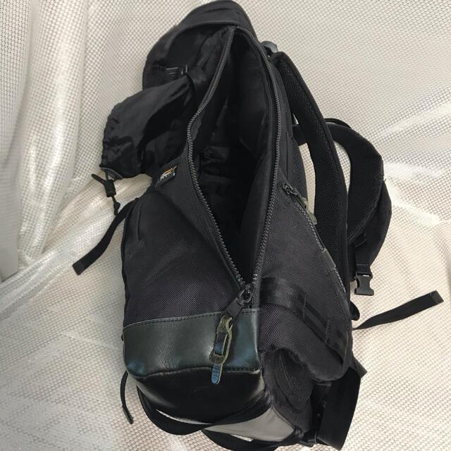master-piece(マスターピース)の【良品】AS2OV アッソブ 大型リュック ☆PC タブレットなど効率的に収納☆ メンズのバッグ(バッグパック/リュック)の商品写真