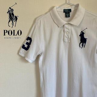 POLO RALPH LAUREN - PoloRalphLauren ポロラルフローレン ポロシャツ 刺繍ロゴ