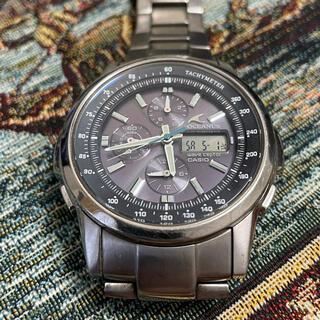 カシオ(CASIO)のカシオ オシアナス OCW-500TDJ(腕時計(アナログ))