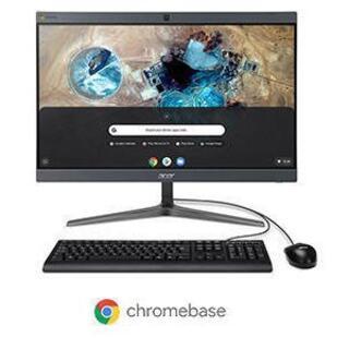 エイサー(Acer)のAcer CA24I2-A14N Chrome OS/一体型(デスクトップ型PC)