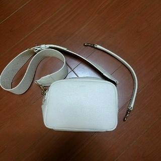 ノーブル(Noble)のNOBLE 購入 ch!iii wide belt boston bag(ショルダーバッグ)