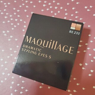マキアージュ(MAQuillAGE)のマキアージュ ドラマティックスタイリングアイズ s BE233 アイシャドウ (化粧水/ローション)