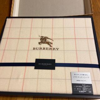 BURBERRY - バーバリーソフトコットンシーツ