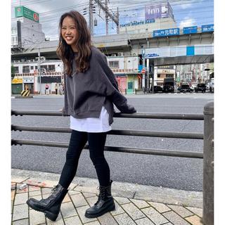 トゥデイフル(TODAYFUL)の☆即購入🆗・新品・未使用品・完売品・CANAL JEAN☆(トレーナー/スウェット)