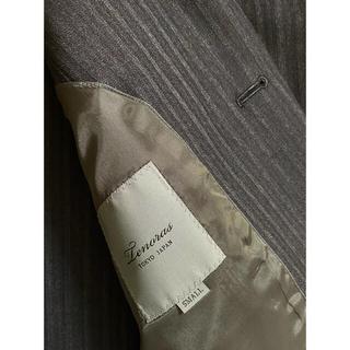 メンズティノラス(MEN'S TENORAS)のメンズティノラス スリーピーススーツ 灰 Sサイズ(セットアップ)