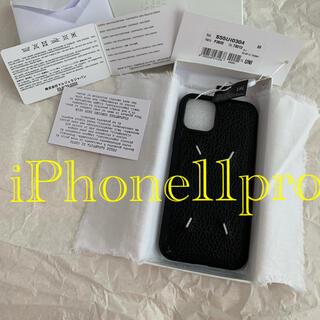 マルタンマルジェラ(Maison Martin Margiela)の正規新品 Maison Margiela iPhone11 pro 携帯カバー(iPhoneケース)