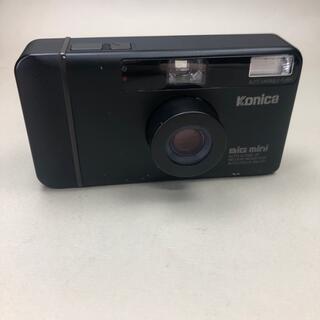 KONICA MINOLTA - Konica BIG mini BM-301 BLACK コニカ ビック ミニ
