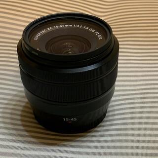 富士フイルム - FUJIFILM XC15-45mm F3.5-5.6 美品 フィルター付き