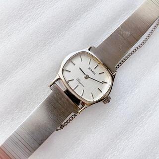 ラドー(RADO)のビンテージ RADO 21石 レディース手巻き腕時計 稼動品 2針(腕時計)