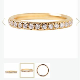 オレフィーチェ  『ドレス』フルエタニティ ダイヤモンド リング 14号(リング(指輪))