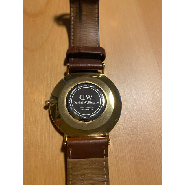 Daniel Wellington(ダニエルウェリントン)の腕時計 メンズの時計(腕時計(アナログ))の商品写真