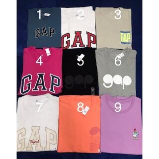 ギャップ(GAP)の【新品未使用タグ付き正規品 10枚セット】GAP Tシャツ(Tシャツ/カットソー(半袖/袖なし))