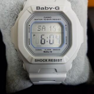 Baby-G - baby-g ホワイト