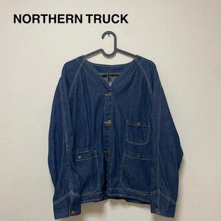 ノーザントラック(NORTHERN TRUCK)のデニムジャケット(Gジャン/デニムジャケット)