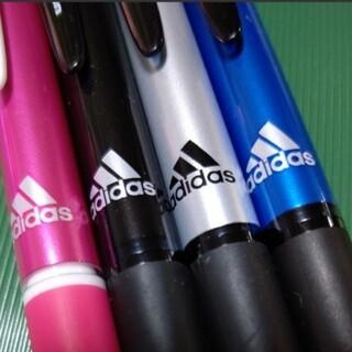 アディダス(adidas)のアディダス ボールペン uni ジェットストリーム 計8本(ペン/マーカー)