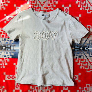 ワンエルディーケーセレクト(1LDK SELECT)のミラコ miraco SOY Tシャツ(Tシャツ/カットソー(半袖/袖なし))