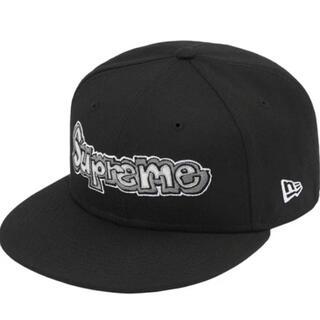 シュプリーム(Supreme)のSupreme Gonz Logo New Era 5/8 黒(キャップ)