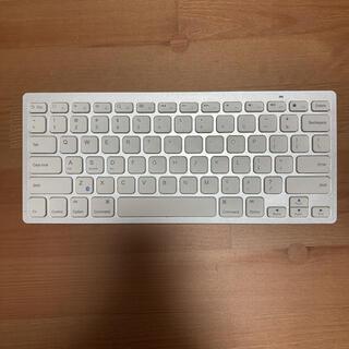 ワイヤレスキーボード ANKER KEYBOARD(PC周辺機器)