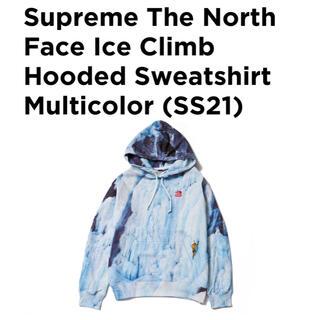 シュプリーム(Supreme)のSupreme The North Face Ice Climb Hooded(パーカー)