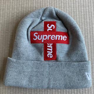 Supreme - supreme box logo ニットキャップ帽子